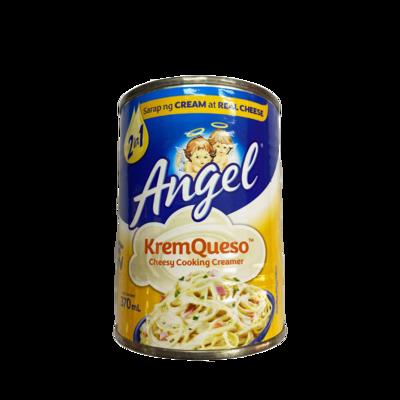 Angel Kremqueso Cheesy Cooking Creamer 370ml