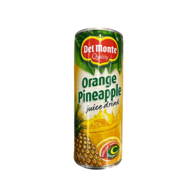 Del Monte Orange Pineapple Juice Drink 240ml