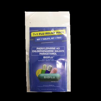 Bioflu Pack (7+1)