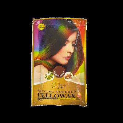 Cellowax Medium Brown 60ml