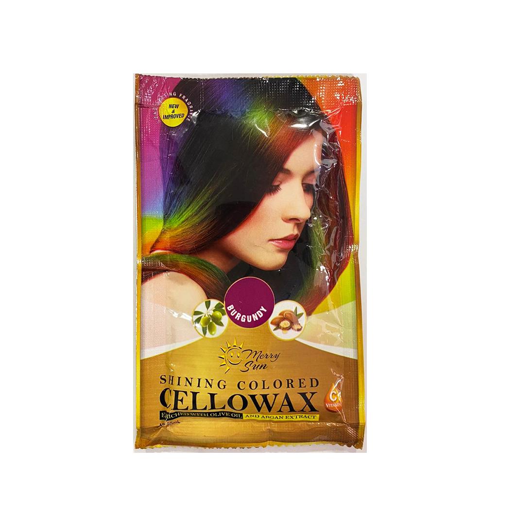 Cellowax Burgundy 60ml
