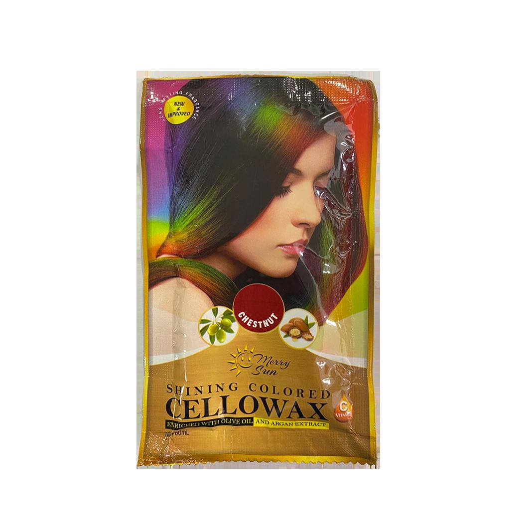 Cellowax Chestnut 60ml