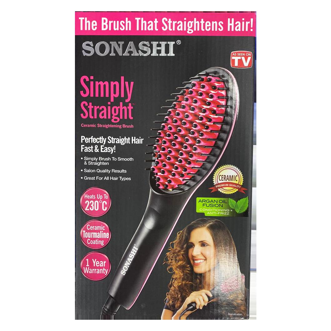 Sonashi Simply Straight Ceramic Brush
