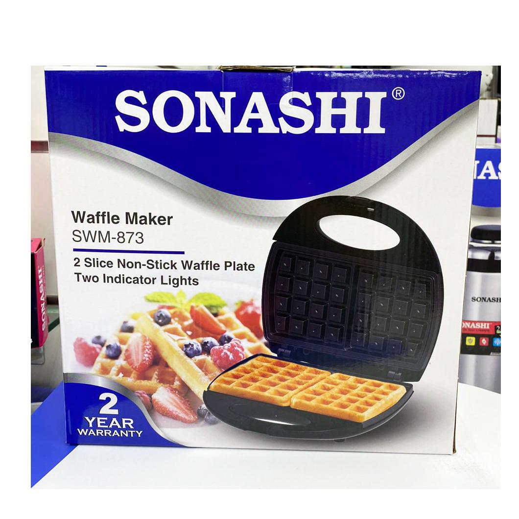 Sonashi Waffle Maker 2 Year Warranty