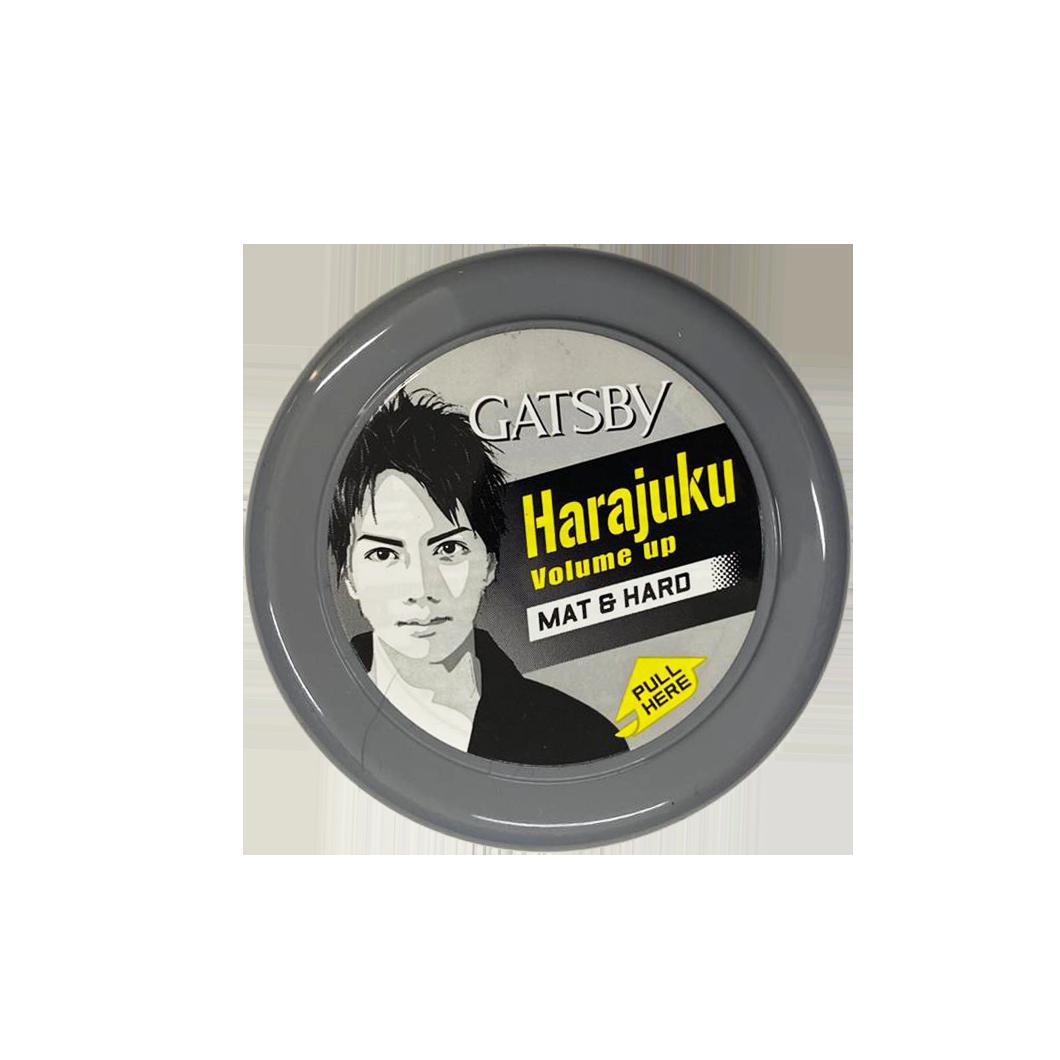 Gatsby Harajuke Mat & Hard