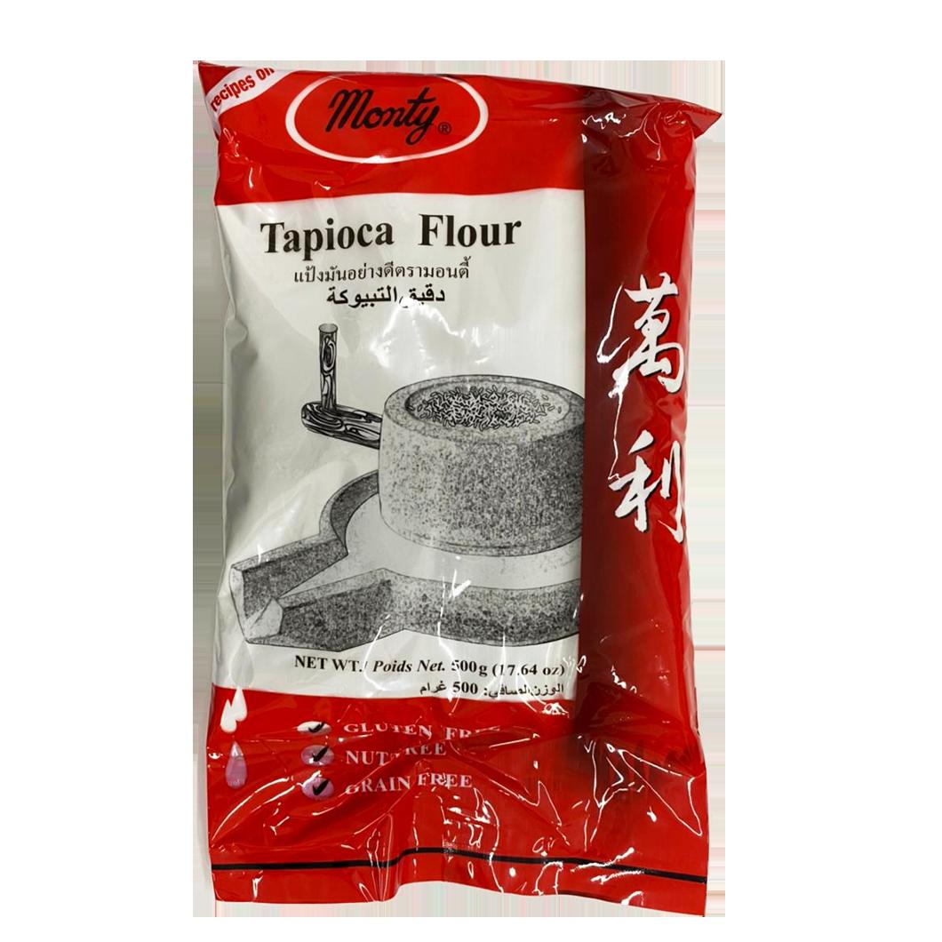Monty Tapioca Flour