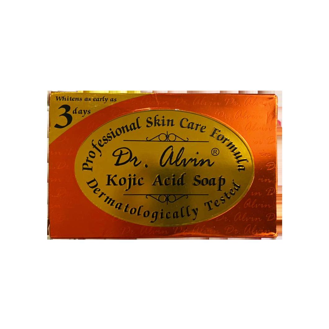 Dr alvin orange (original)