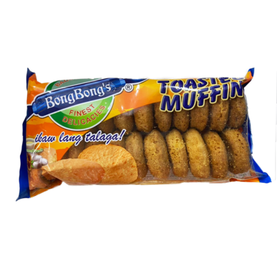 BongBong's Toasted Muffins
