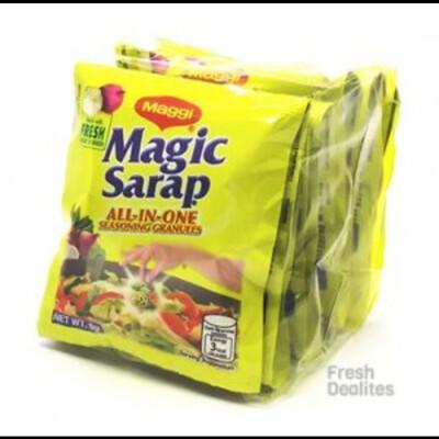 Magic Sarap All in One Seasoning Granule 96g