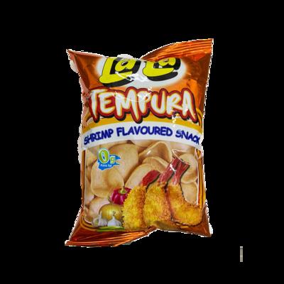 La-La Tempura Shrimp Flavoured Snack Small Size