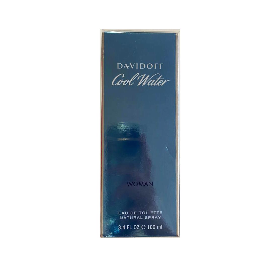 Davidoff Cool Water Woman 100ml