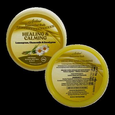 Ardeur Essential Rub Healing & Calming 50g