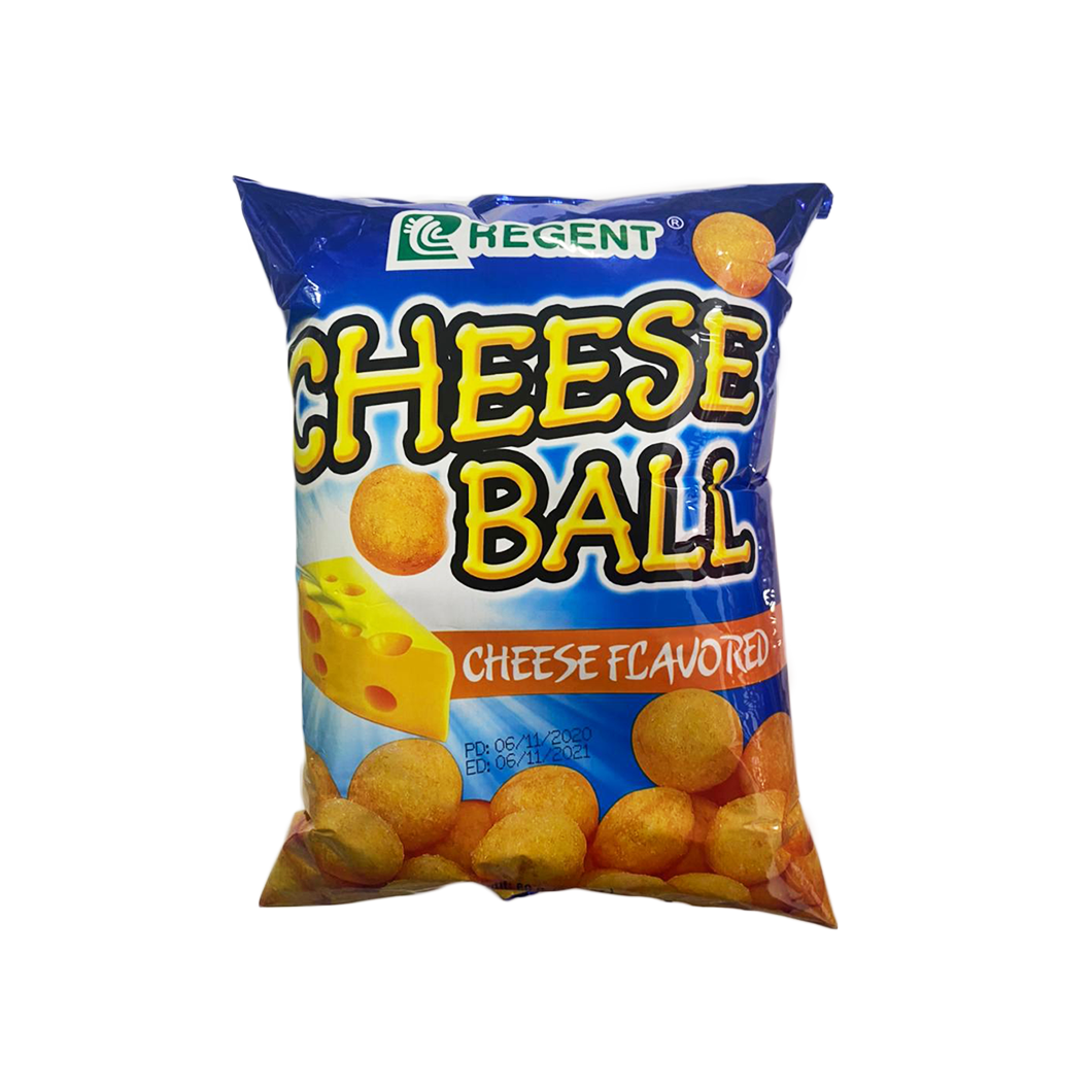 Regent Cheese Ball Cheese Flavored Chips