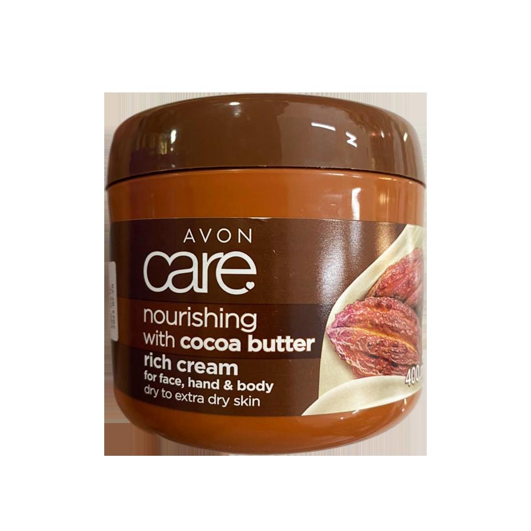 Avon Care Nourishing with Cocoa Butter Cream 400ml