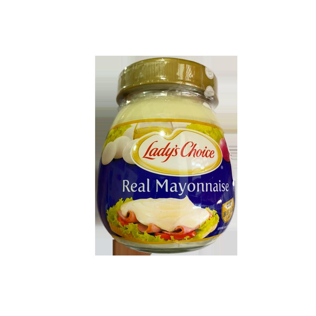 Ladys Choice Real Mayonnaise Big