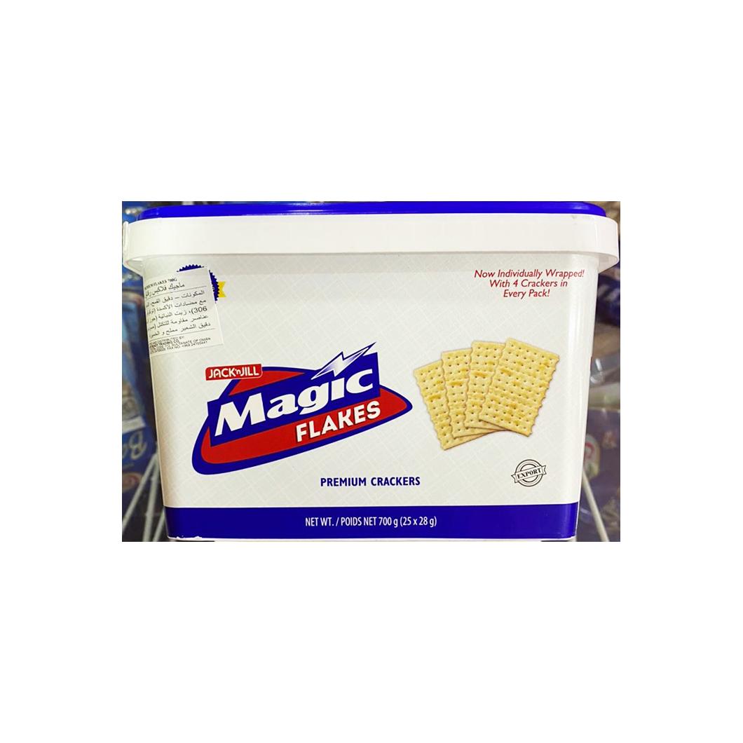Magic Flakes Premium Cracker Tub 700g
