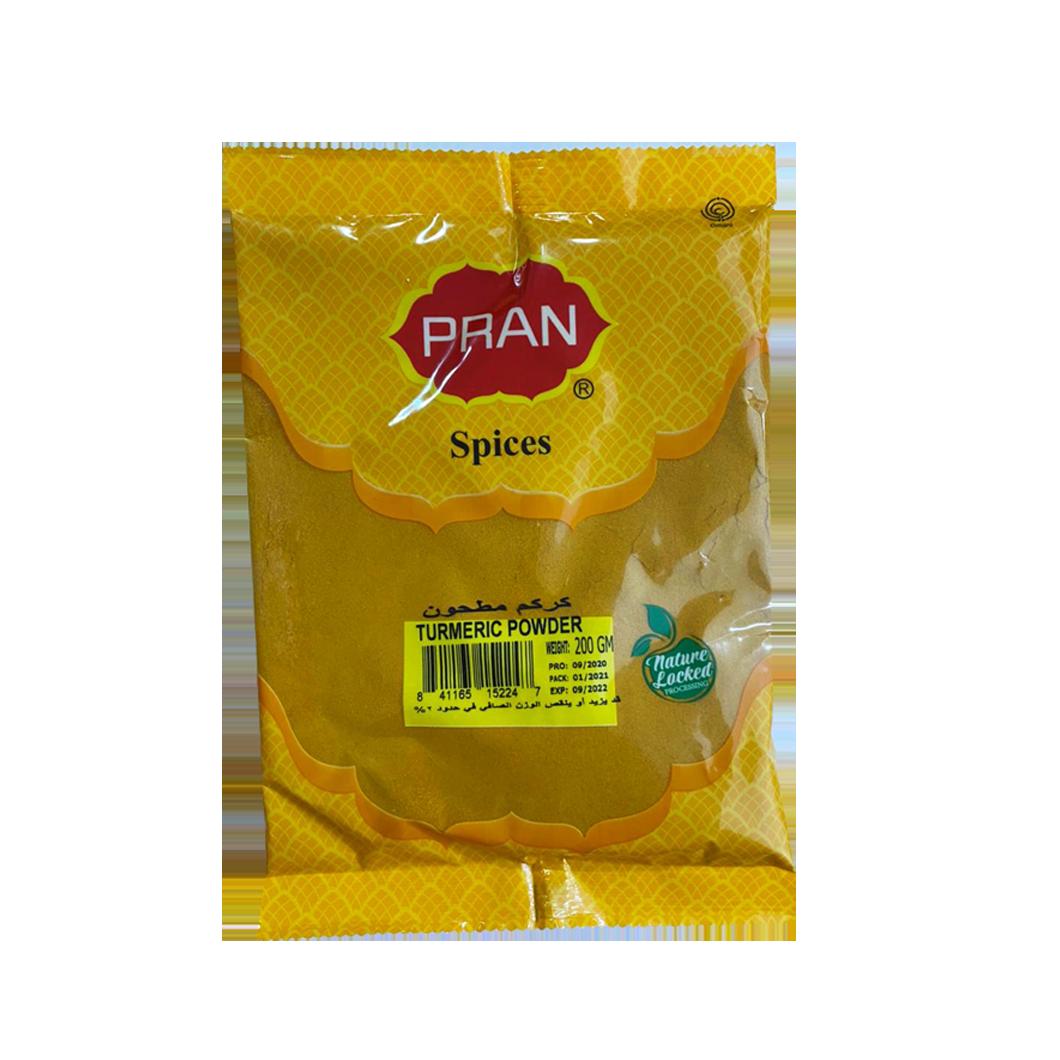Pran Spices Turmeric Powder 200g