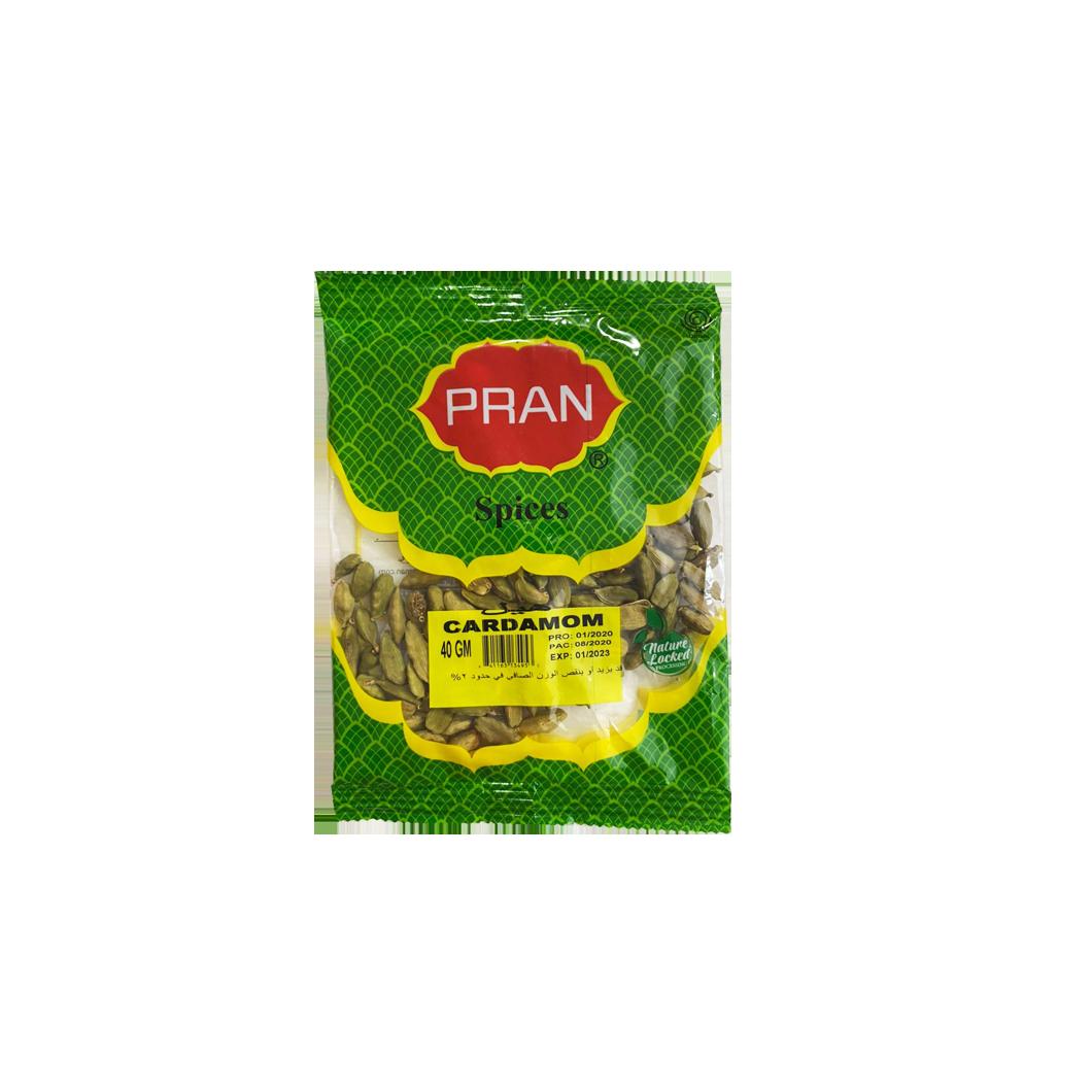 Pran Cardamon 40g
