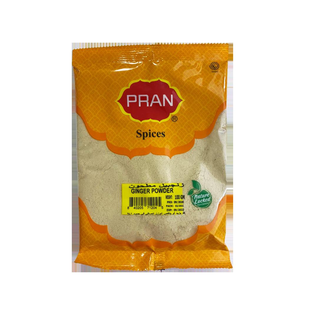 Pran Spices Ginger Powder 100g