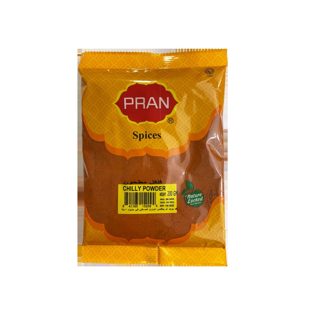 Pran Chilly Powder 200g