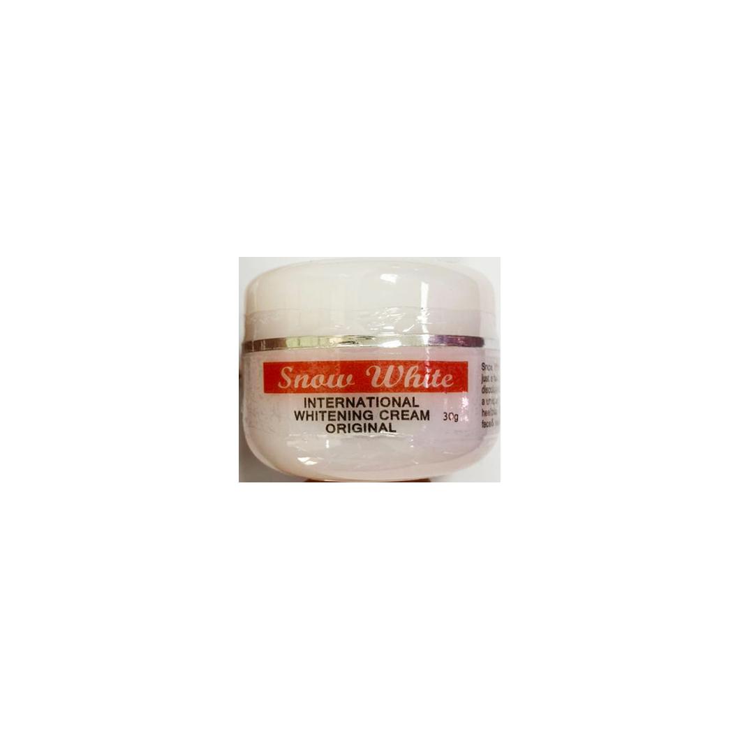 Snow White International Whitening Cream Original 30g
