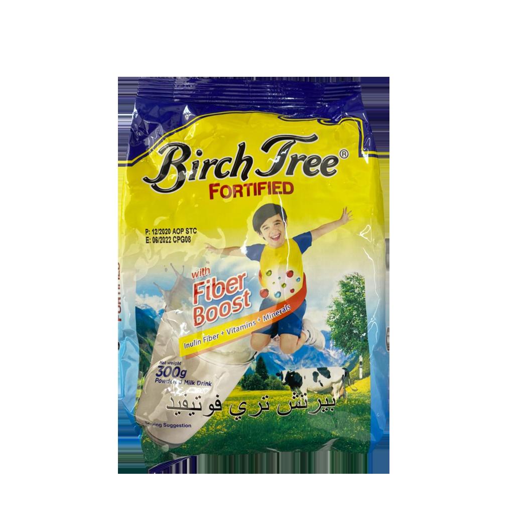 Birch Tree Fortified with Fiber Boost (Milk) 300g
