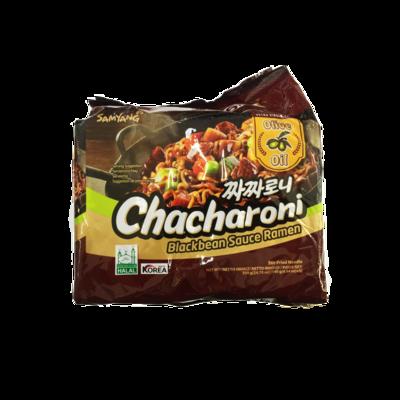 Samyang Chacharoni Blackbean Sauce Ramen Pack (5pc)