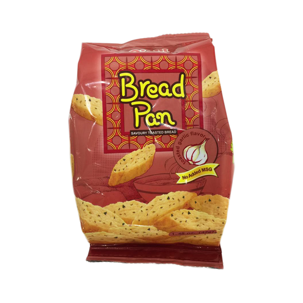 Bread Pan Savoury Toasted Bread 45g