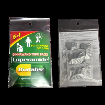 Loperamide Diatabs 5+1