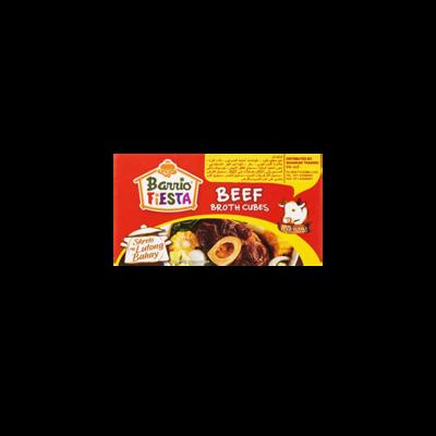 Barrio Fiesta Beef Broth Cubes