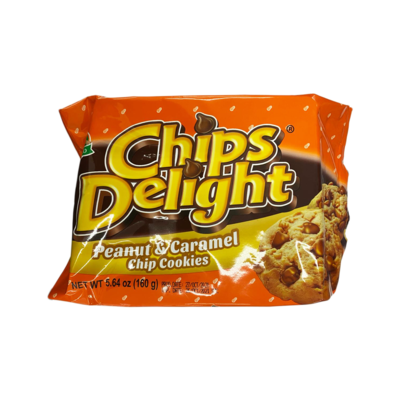 Galinco Chips Delight Peanut & Caramel Chip Cookies 160g