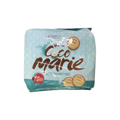 My San Coco Marie with Coconut Milk (15 Single Pack inside)