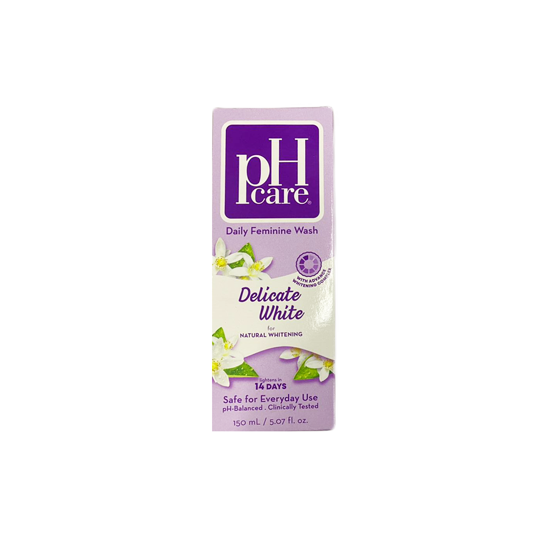 Ph Care Delicate White for Natural Whitening 150ml