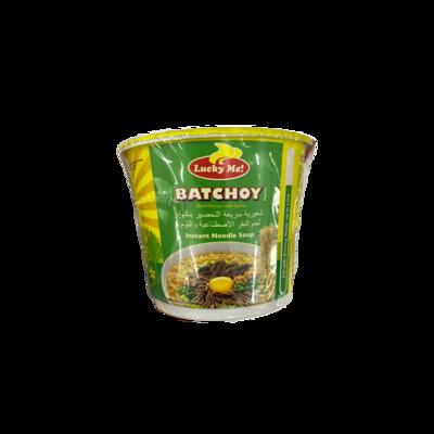 Lucky Me Batchoy Instant Noodle Soup (Small)