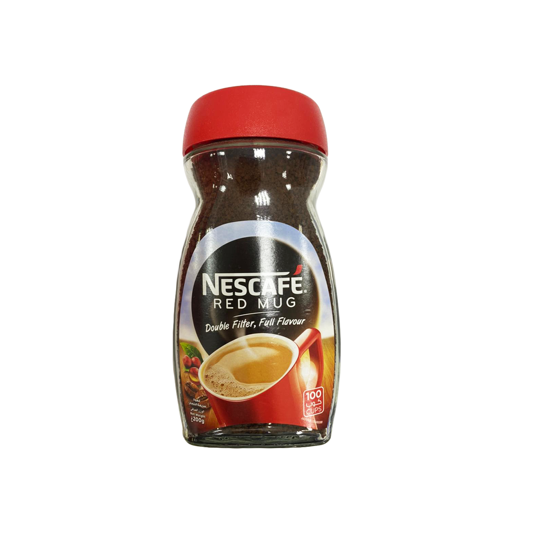 Nescafe Red Mug Coffee 200g