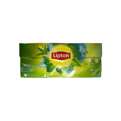 Lipton Green Tea with Mint 25 Bags