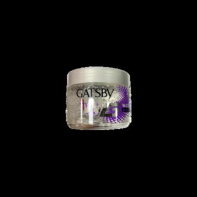 Gatsby Gel White 300g (level 2)