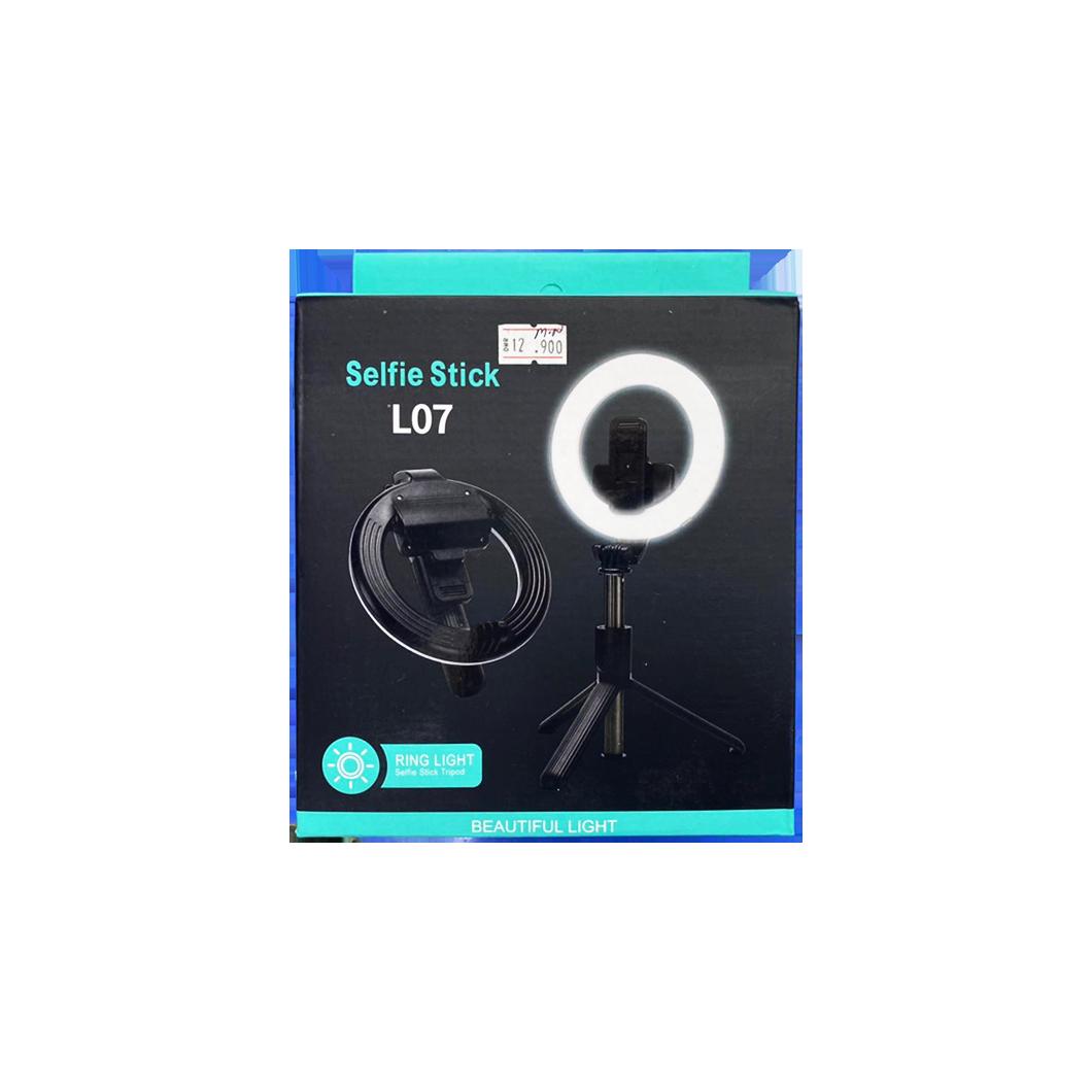 Selfie Stick Ring Light L07