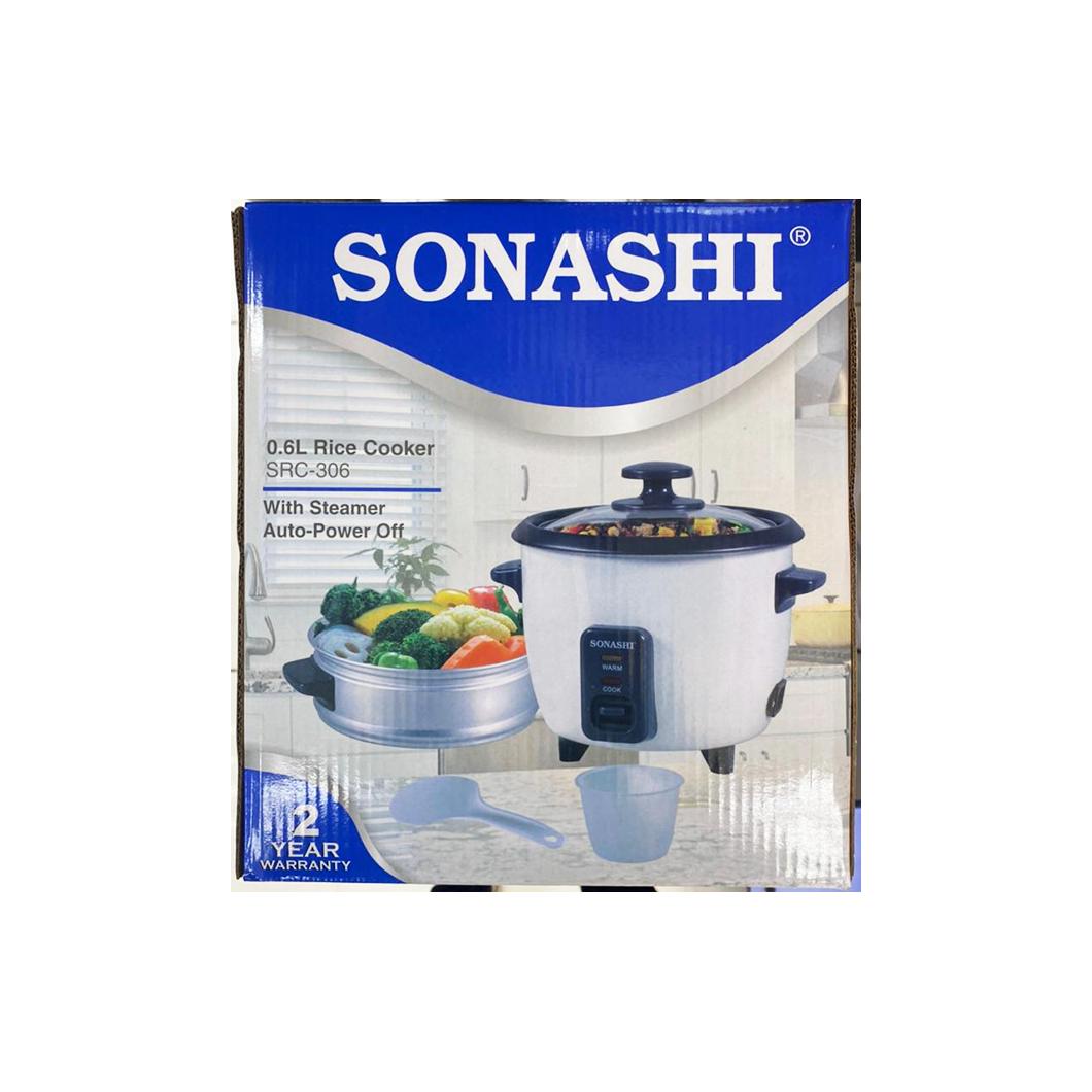 Sonashi Rice Cooker 0.6L