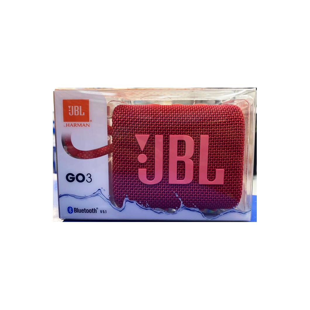 JBL Go3 Speakers