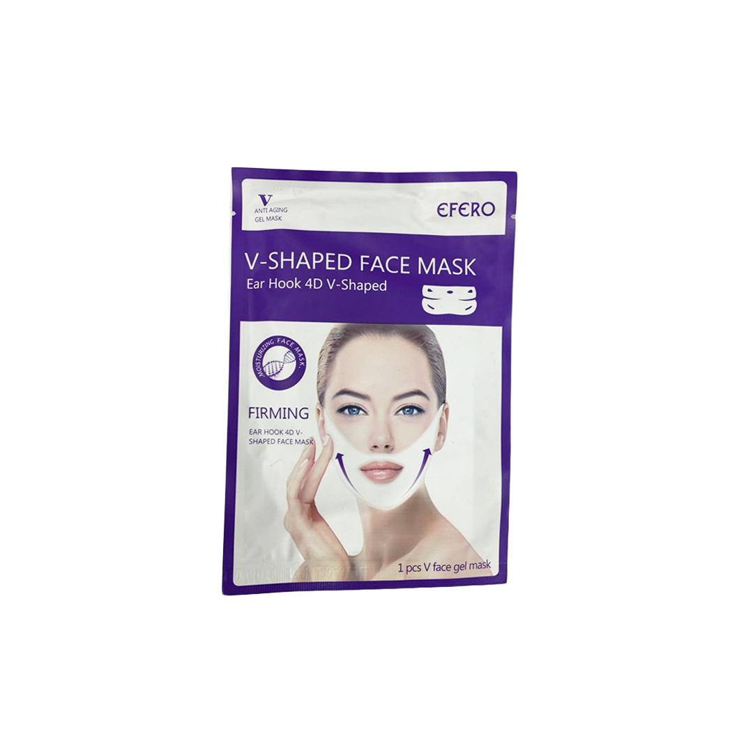 V-Shaped Face Mask for Firming