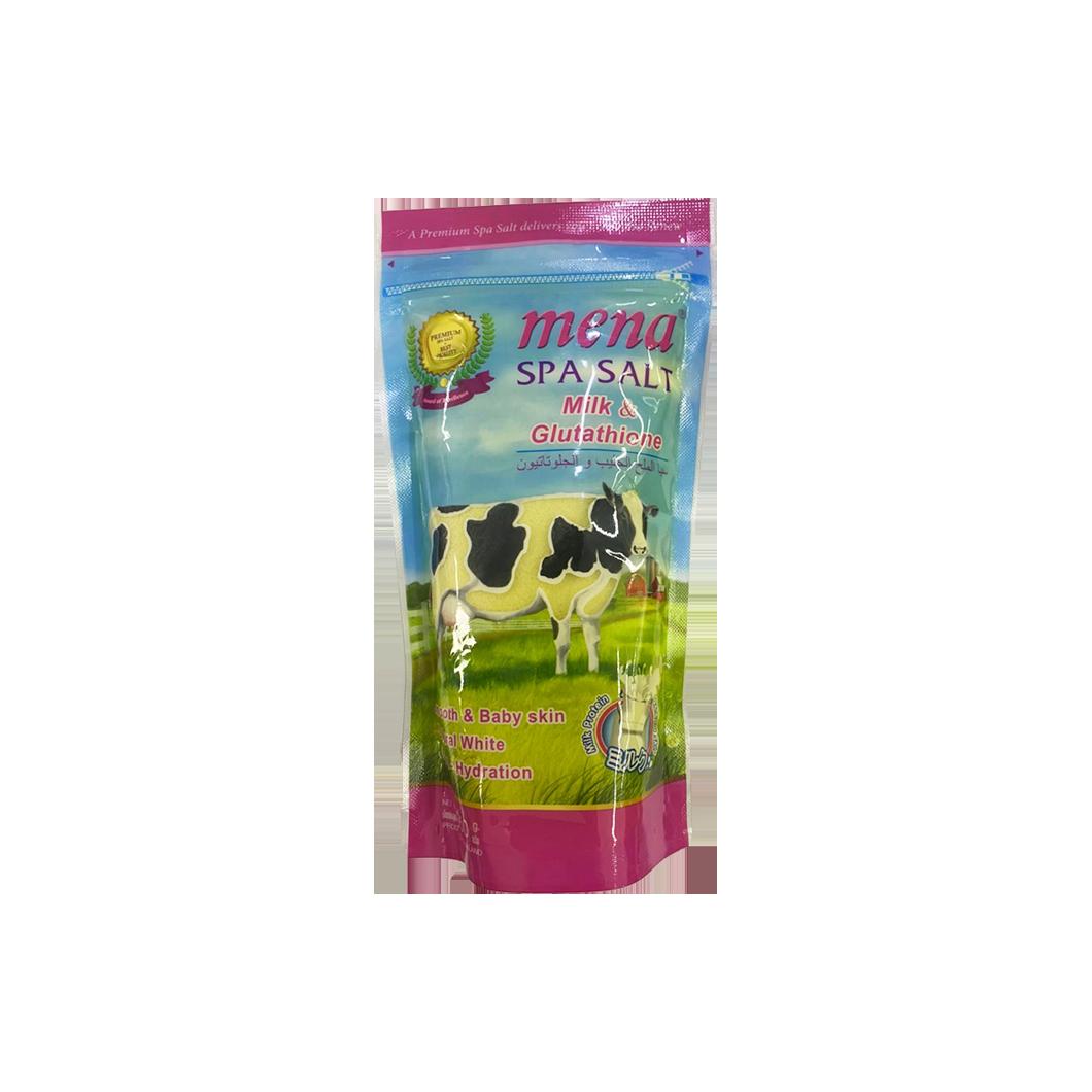 Mena Spa Salt Milk & Gluthathione
