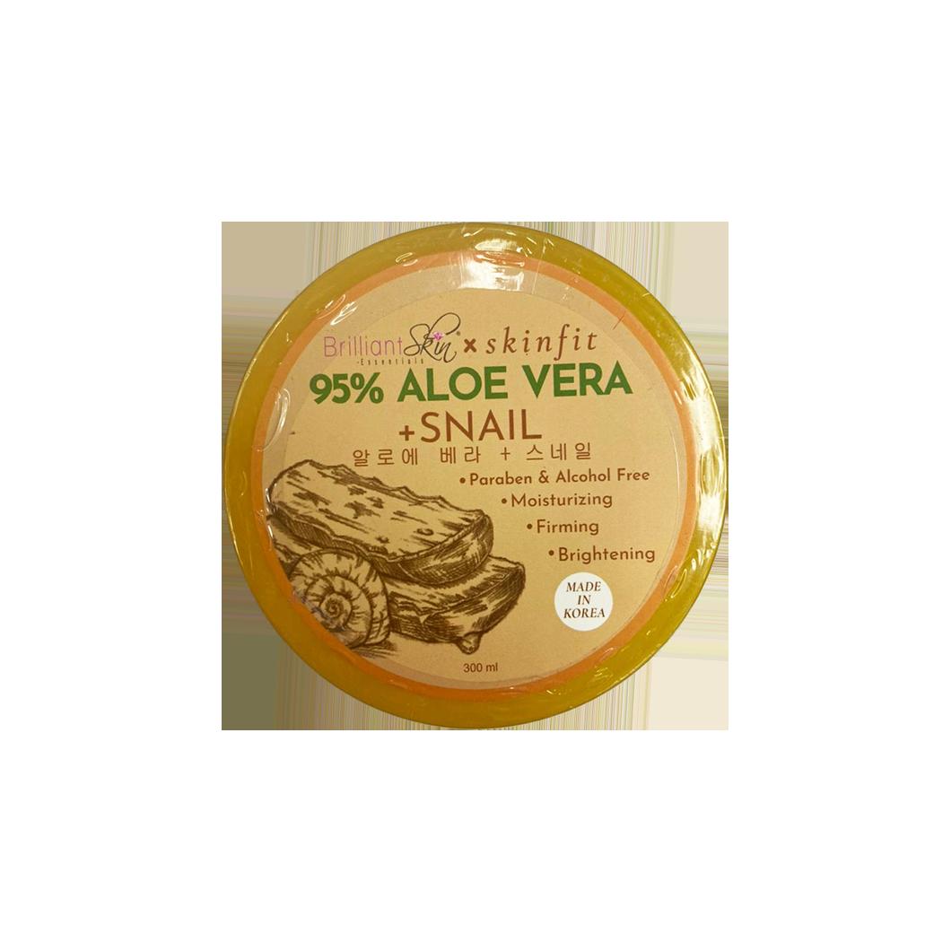 Brilliant Skin - Skin Fit Aloe Vera + Snail