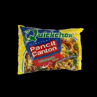 Quickchow Pancit Canton Classic Flavor 65g