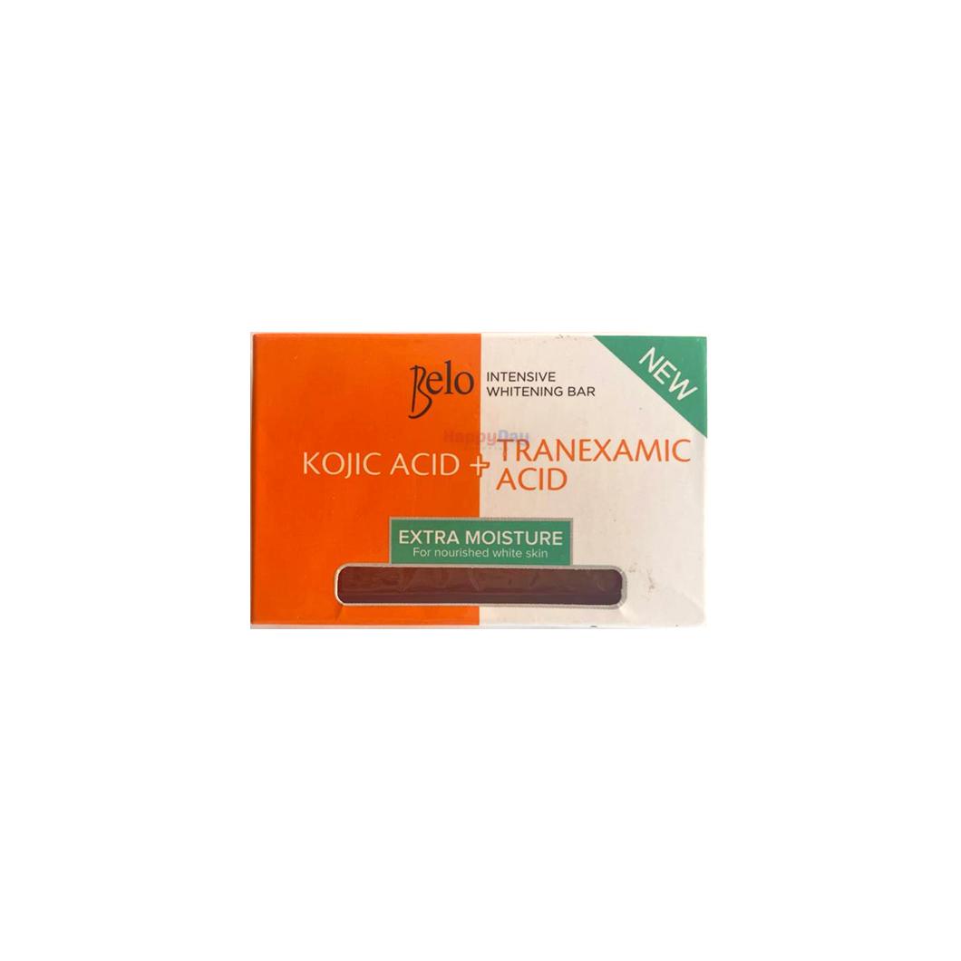 Belo Kojic Acid + Tranexamic Acid Soap