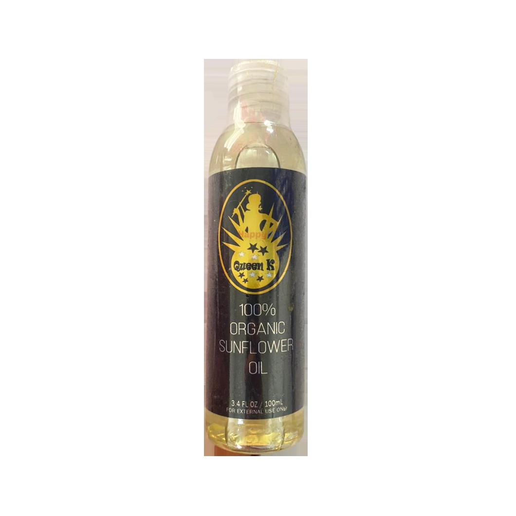 Queen K Organic Sunflower Oil 100ml