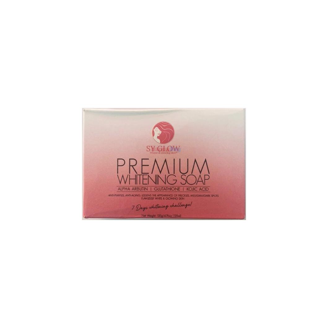 SY Glow Premium Whitening Soap 125ml
