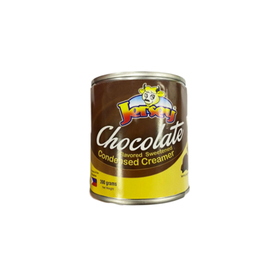 Jersey Chocolate Flavored Sweetened Condensed Creamer 390g