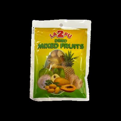 Lapu Lapu Dried Mixed Fruit 100g