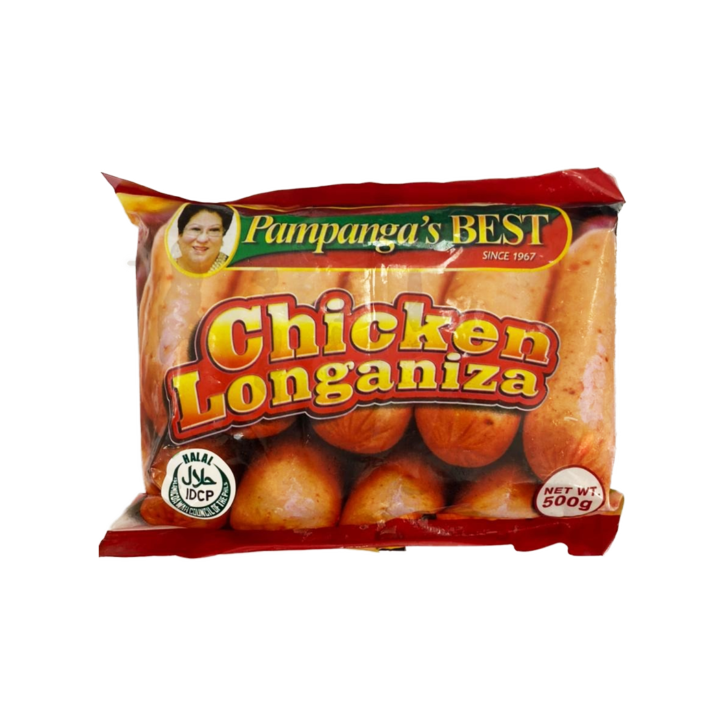 Pampanga's Best Chicken Longaniza 500g